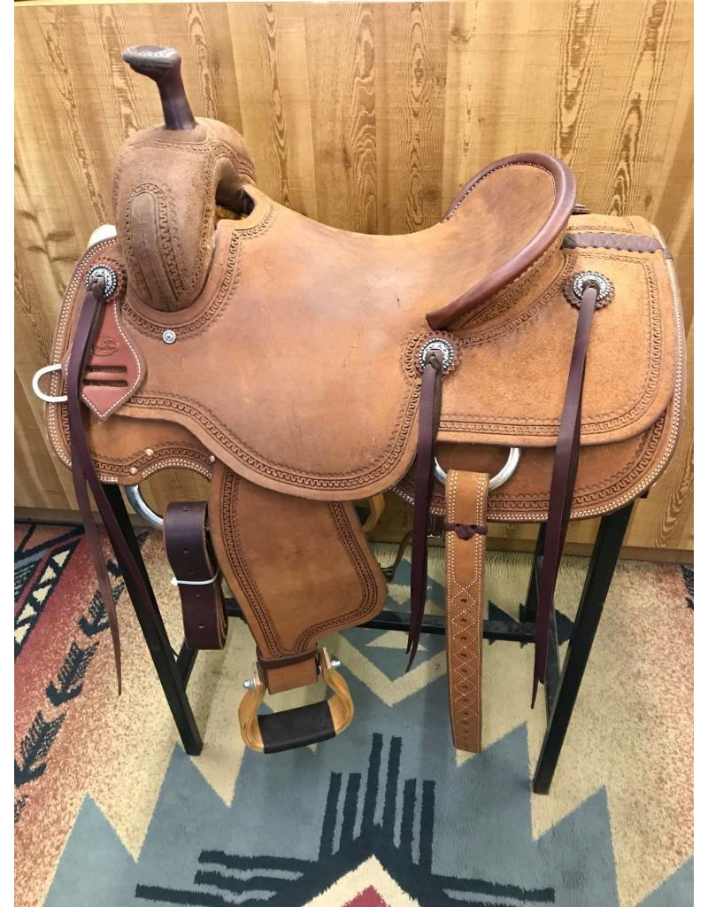 "Cactus Saddlery 15"" Cactus Rough Out Ranch Cutter"
