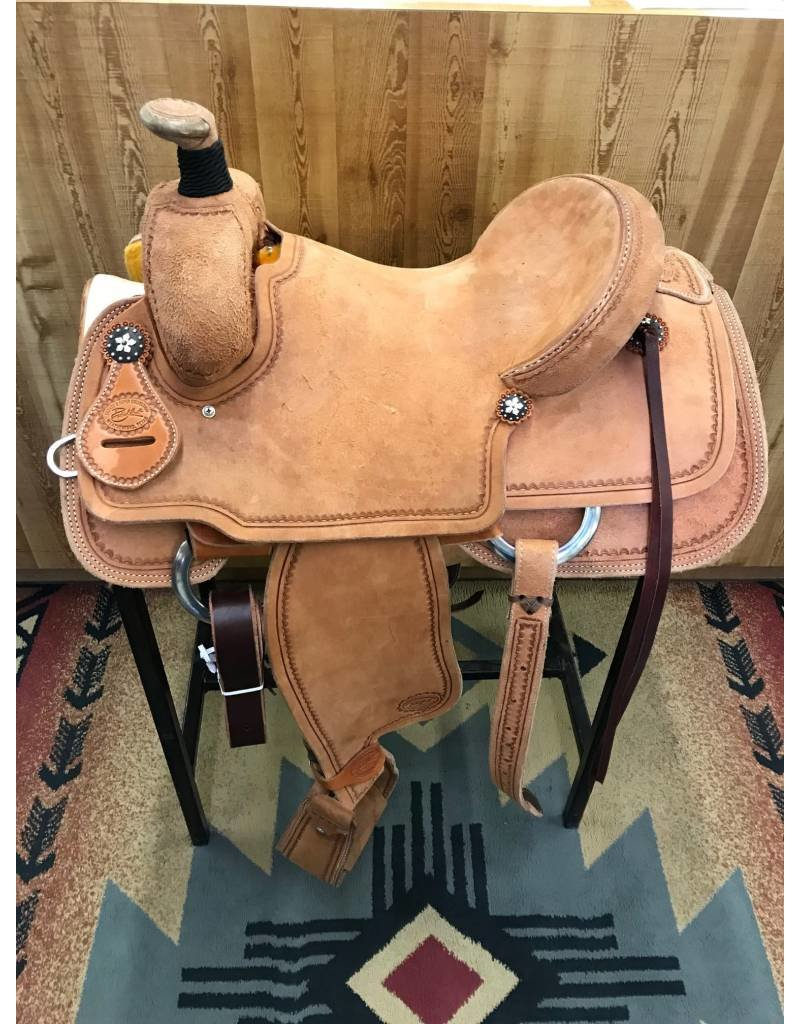 "Patrick Smith Saddlery 15"" Patrick Smith Team Roper"