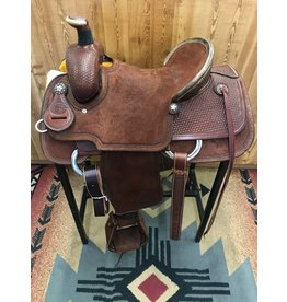 "Patrick Smith Saddlery 14.5"" Patrick Smith Team Roper"