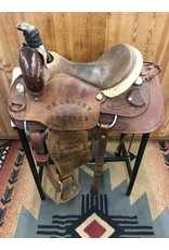 "15"" Used Trophy Saddle"