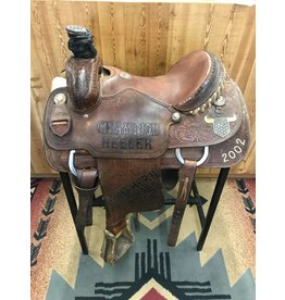 "Martin Saddlery 15"" Used Martin Trophy Saddle"