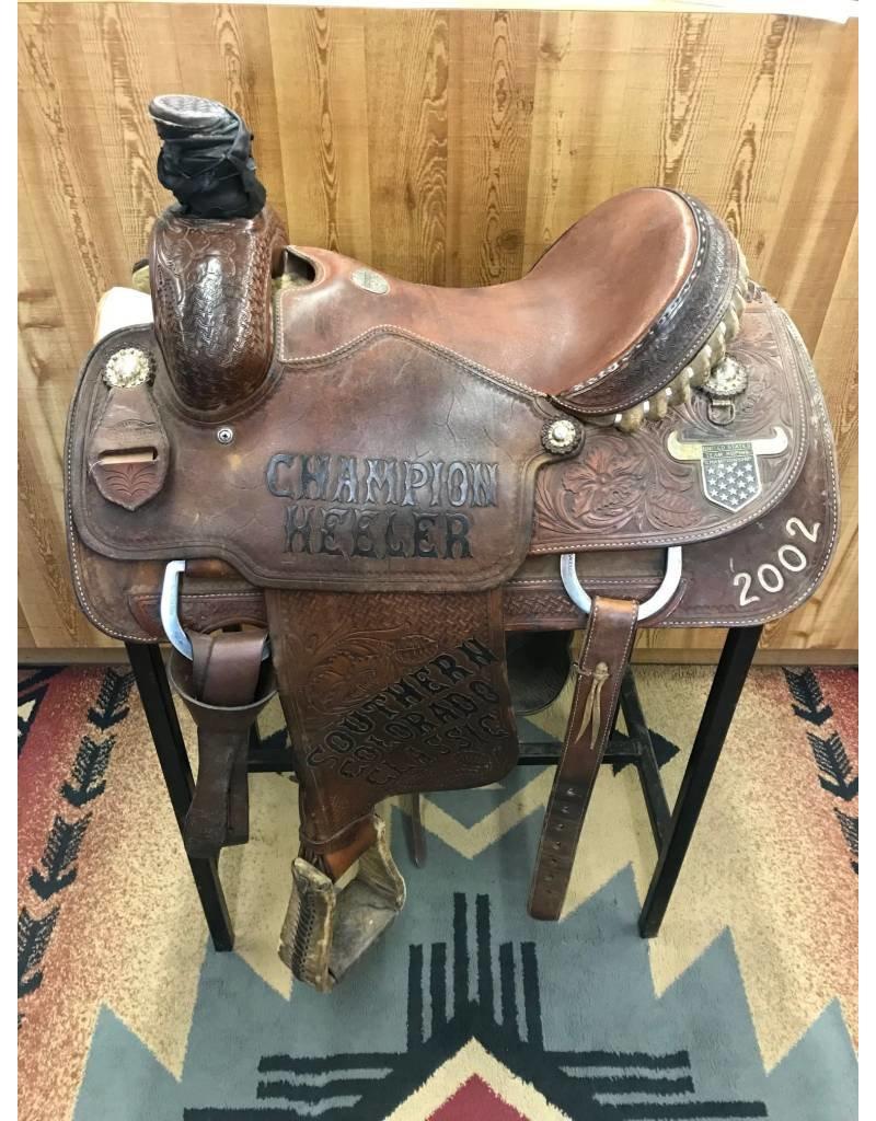 """Martin Saddlery 15"""" Used Martin Trophy Saddle"""