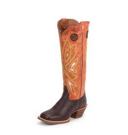 Tony Lama Women's Tony Lama Chocolate Frio Carrizo Boots