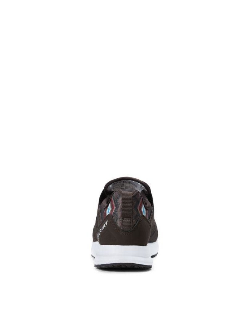 Ariat Ariat Women's Brown Aztec Fuse Tennis Shoes
