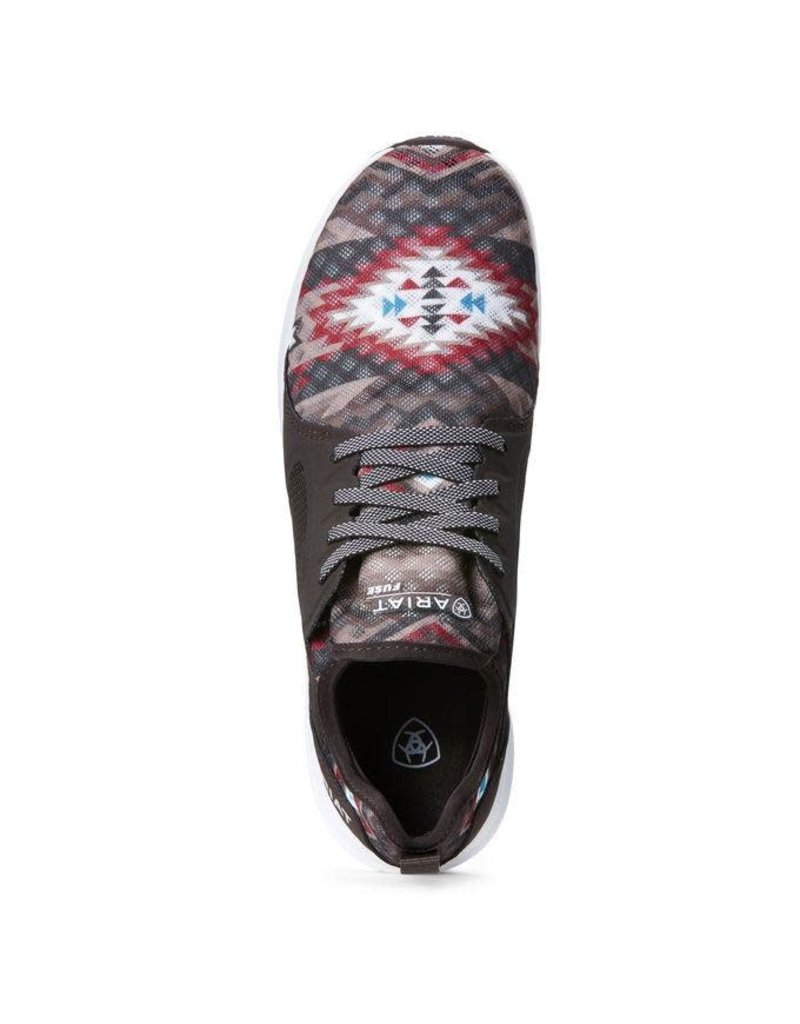 Ariat Ariat Women's Brown Aztec Fuse Tennis Shoes