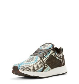 Ariat Ariat Women's Turquoise Aztec Fuse Tennis Shoes