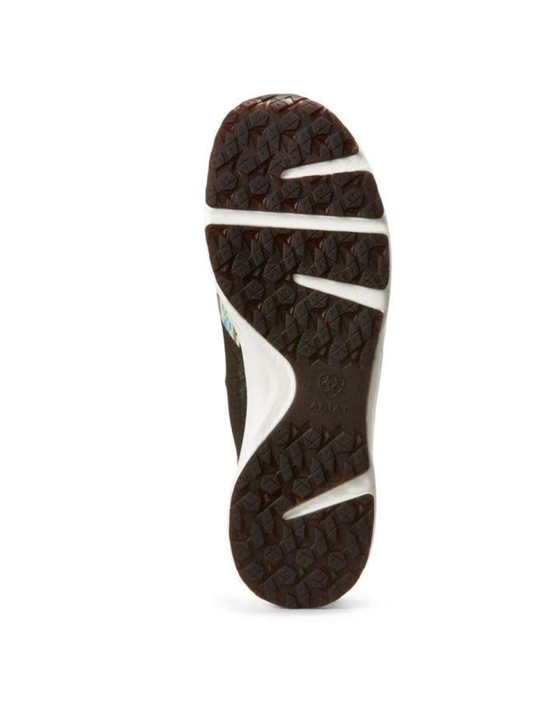 Ariat Ariat Women's Turquoise Aztec Fuse Tennis Shoes
