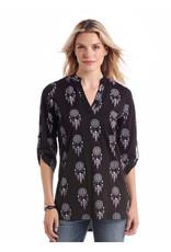 Panhandle Slim Ladies' Dreamcatcher 3/4 Sleeve Knit Tunic
