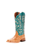 Ariat Ariat Women's Light Oak Full Quill Ostrich Carmencita Boots