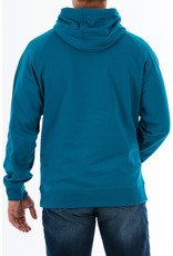 Cinch Men's Cinch Classic Denim Blue Hoodie