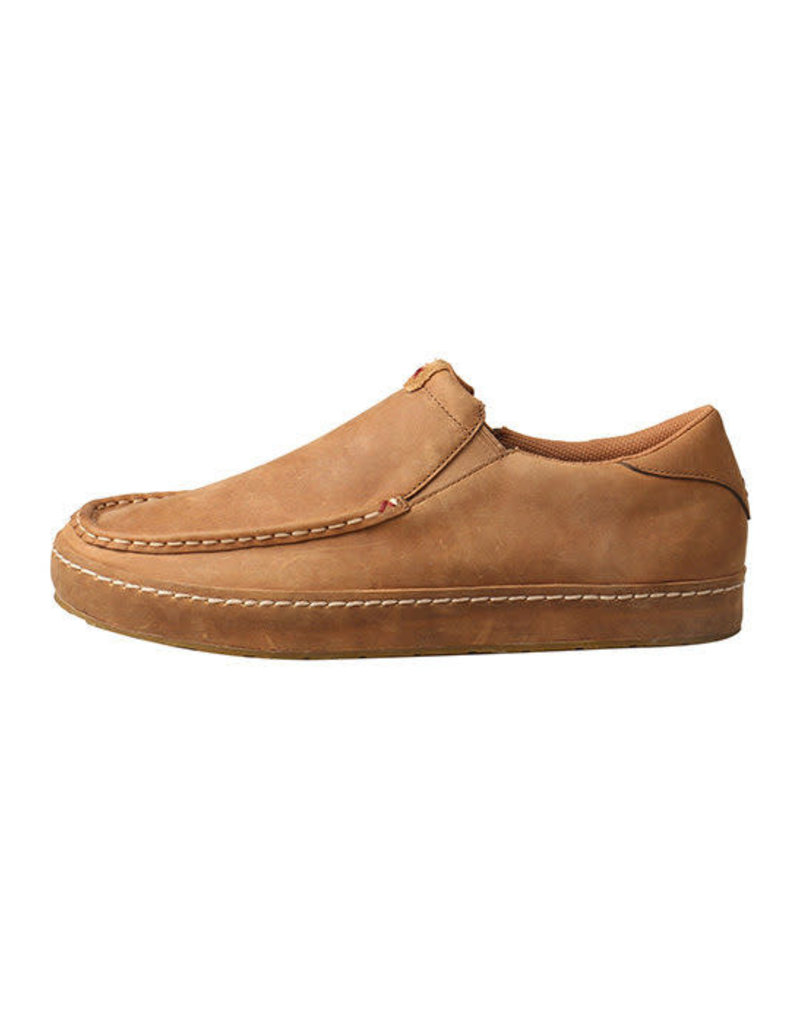 Twisted X Men's Twisted X Tan Western Slip-On Sneaker