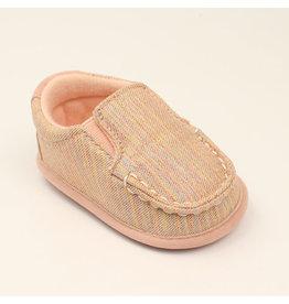 Baby Bucker Pink Chelsey Baby Bucker Slip On