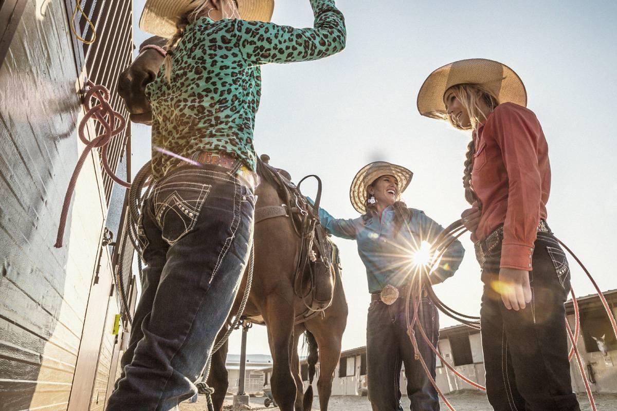 Rodeo Gals
