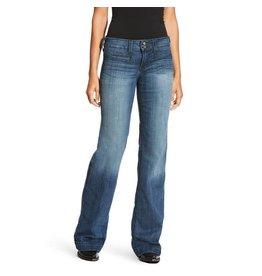 Ariat Ariat Outseam Ella Wide Leg Trouser Bluebell Jean