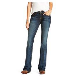 Ariat Ariat Ultra Stretch Crosshatch Boot Cut Evening Jean