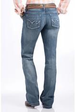 Cruel Denim Cruel Denim Jayley Trouser Fit Light Stonewash Jean