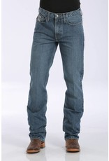 Cinch Cinch Silver Label Slim Fit Medium Stonewash Jean
