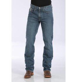 Cinch Cinch Silver Label Slim Fit Medium Stonewash Jean