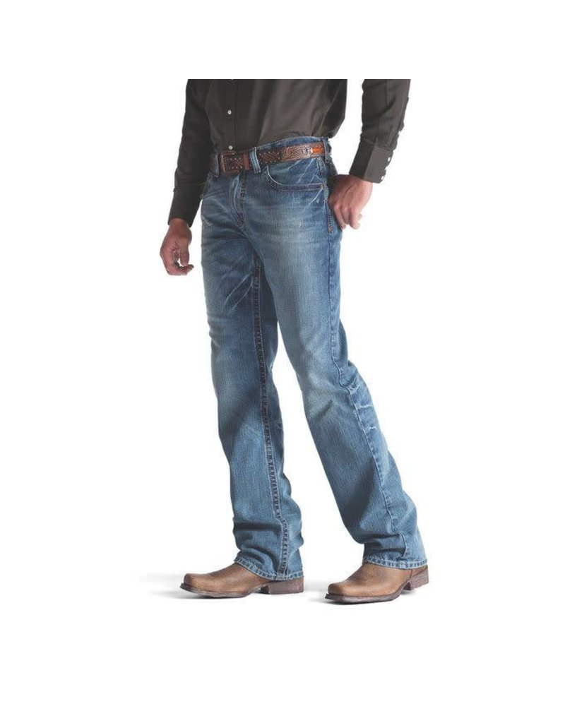 Ariat Ariat M4 Low Rise Scoundrel Boot Cut Jean