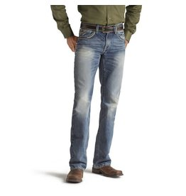 Ariat Ariat M5 Slim Gambler Stackable Straight Leg Jean