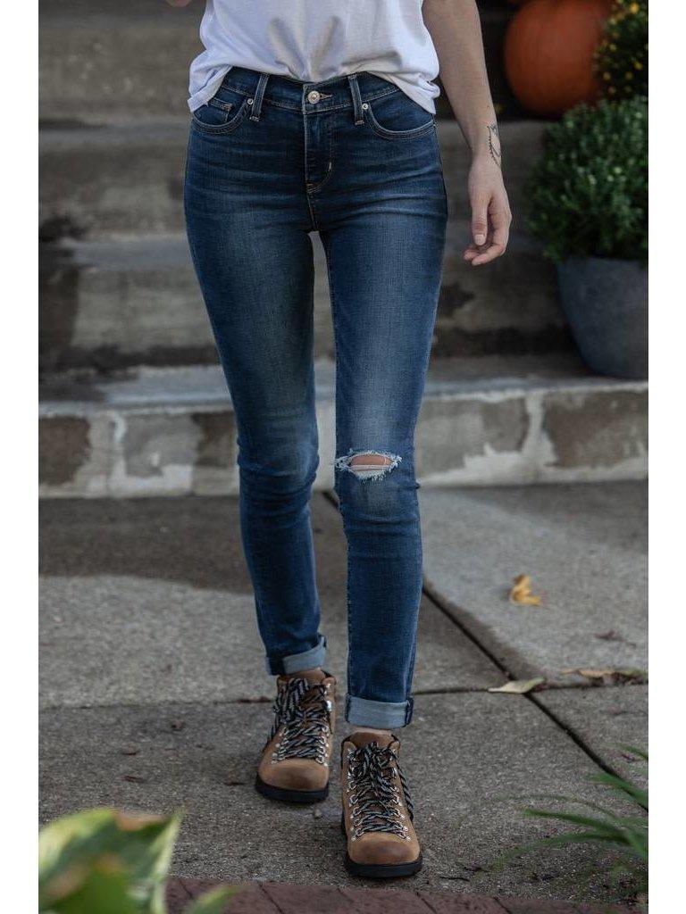 0dd89950 311 Shaping Skinny Jeans - Dark Wash - Flutter