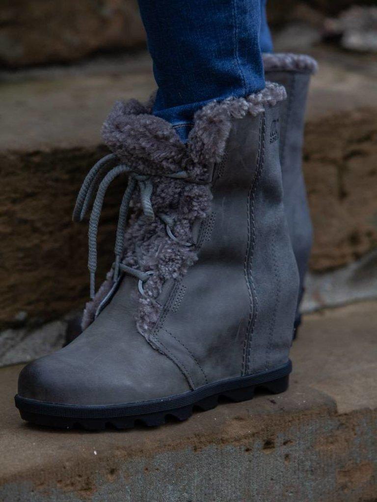 Boots Quarry Arctic Joan Wedge Ii Sorel Shearling Flutter Of gnTYq0nwEf