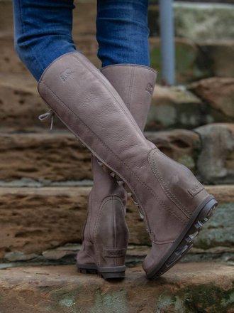 5ffea801afe6 Sorel - Joan Of Arctic Wedge II Tall Boots - Ash Brown