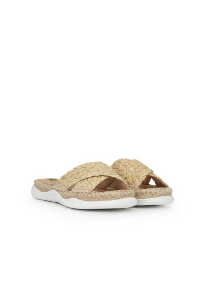ad2823050 Sam Edelman - Jovie Woven Slide Sandal - Natural Raffia