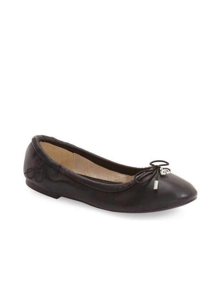 203b4c1821dc Sam Edelman - Felicia Ballet Flat - Black - 6