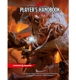 Dungeons & Dragons D&D 5th: Player's Handbook (HC)