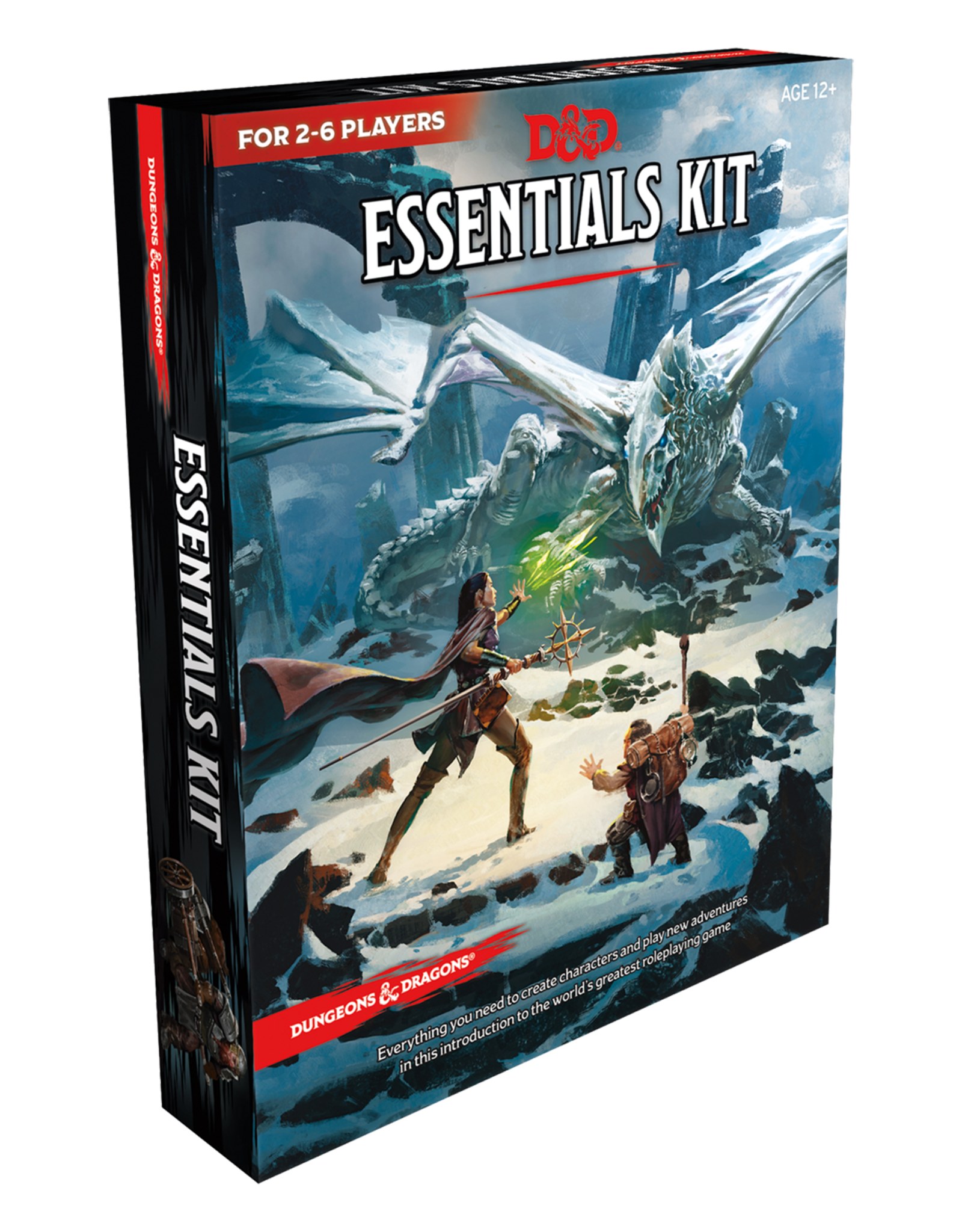 Wizards of the Coast D&D 5th Ed: Essentials Kit