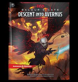 Wizards of the Coast D&D 5th Ed: Balders Gate - Decent into Avernus HC
