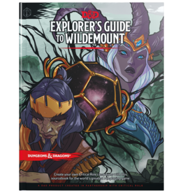 Dungeons & Dragons D&D 5th: Explorer's Guide to Wildemount
