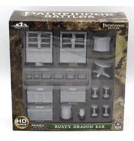 WizKids WZK: PF DC: Rusty Dragon Bar