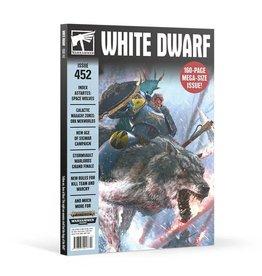 GW: Games Workshop White Dwarf Magazine: 2020 - March