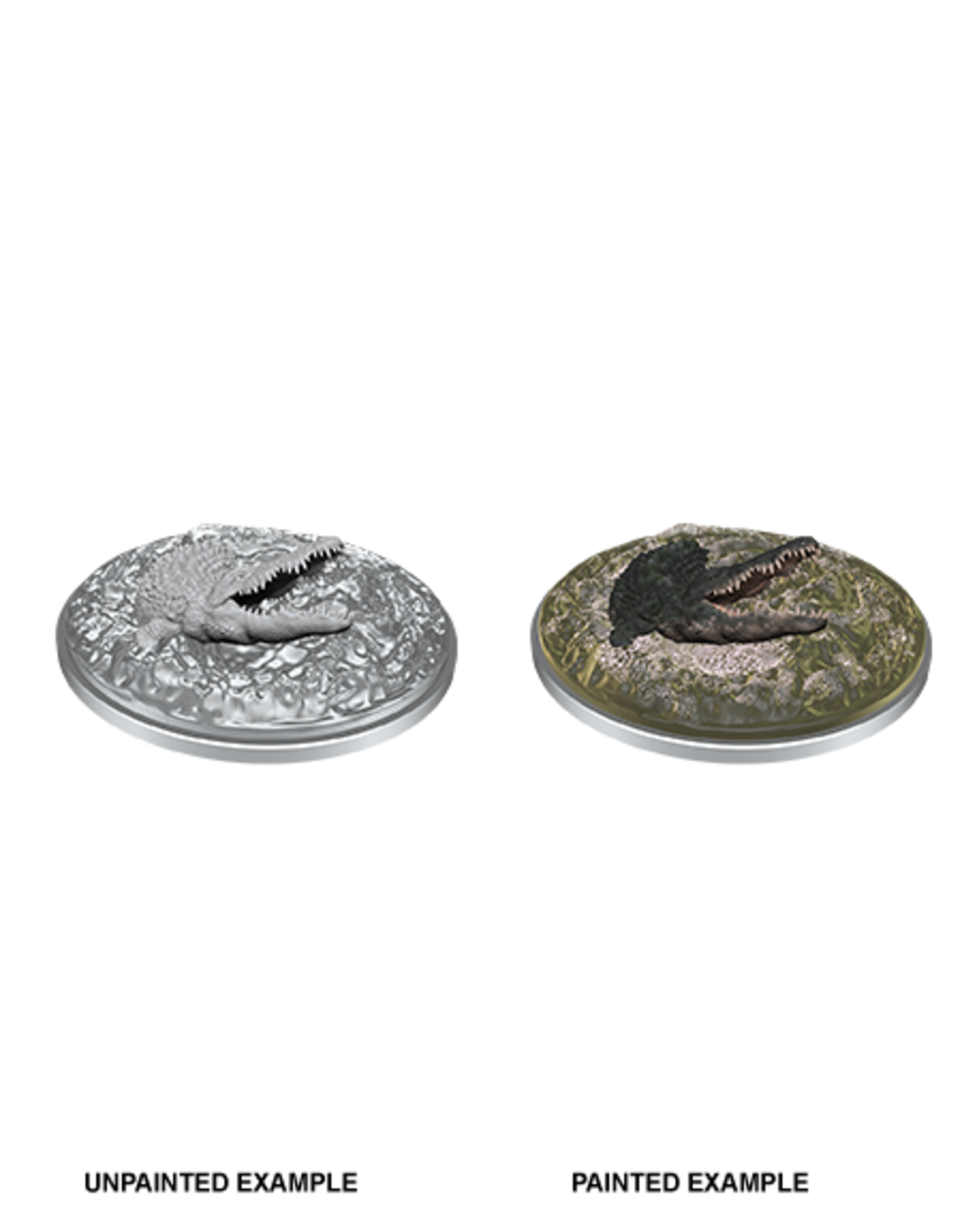 WizKids WZK D&D Minis: W11: Crocodile