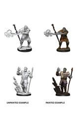 WizKids WZK D&D Minis: W11: Male Firbolg Druid