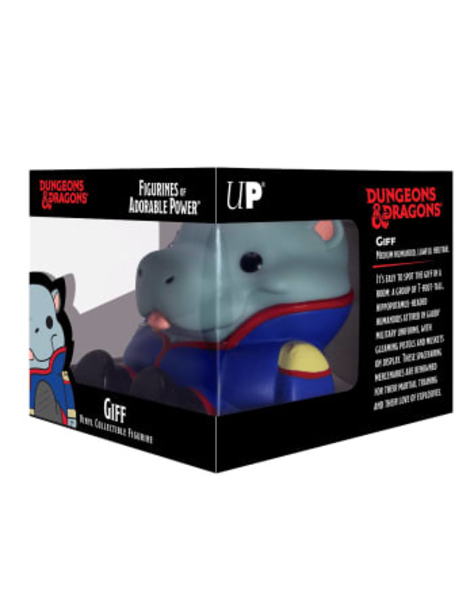 Ultra Pro Figurines of Adorable Power: D&D: Giff