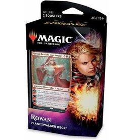 Wizards of the Coast MtG: Throne of Eldraine - Planeswalker Deck Rowan