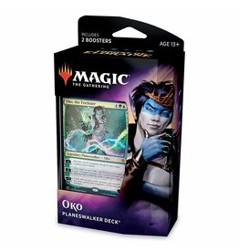 Wizards of the Coast MtG: Throne of Eldraine - Planeswalker Deck Oko