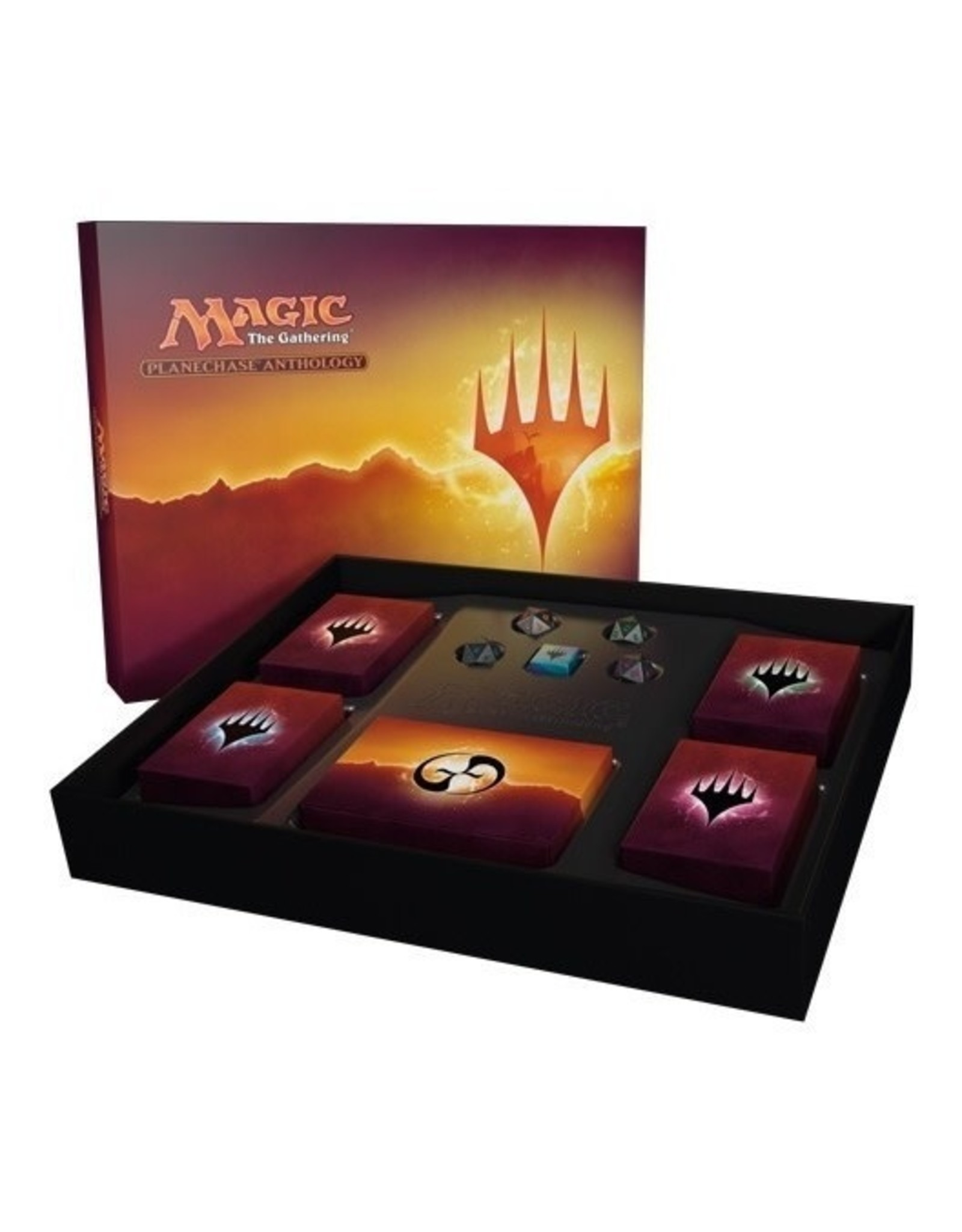 Wizards of the Coast Magic the Gathering CCG: Planechase Anthology