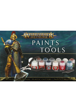 Citadel GW: AoS: Paints + Tools