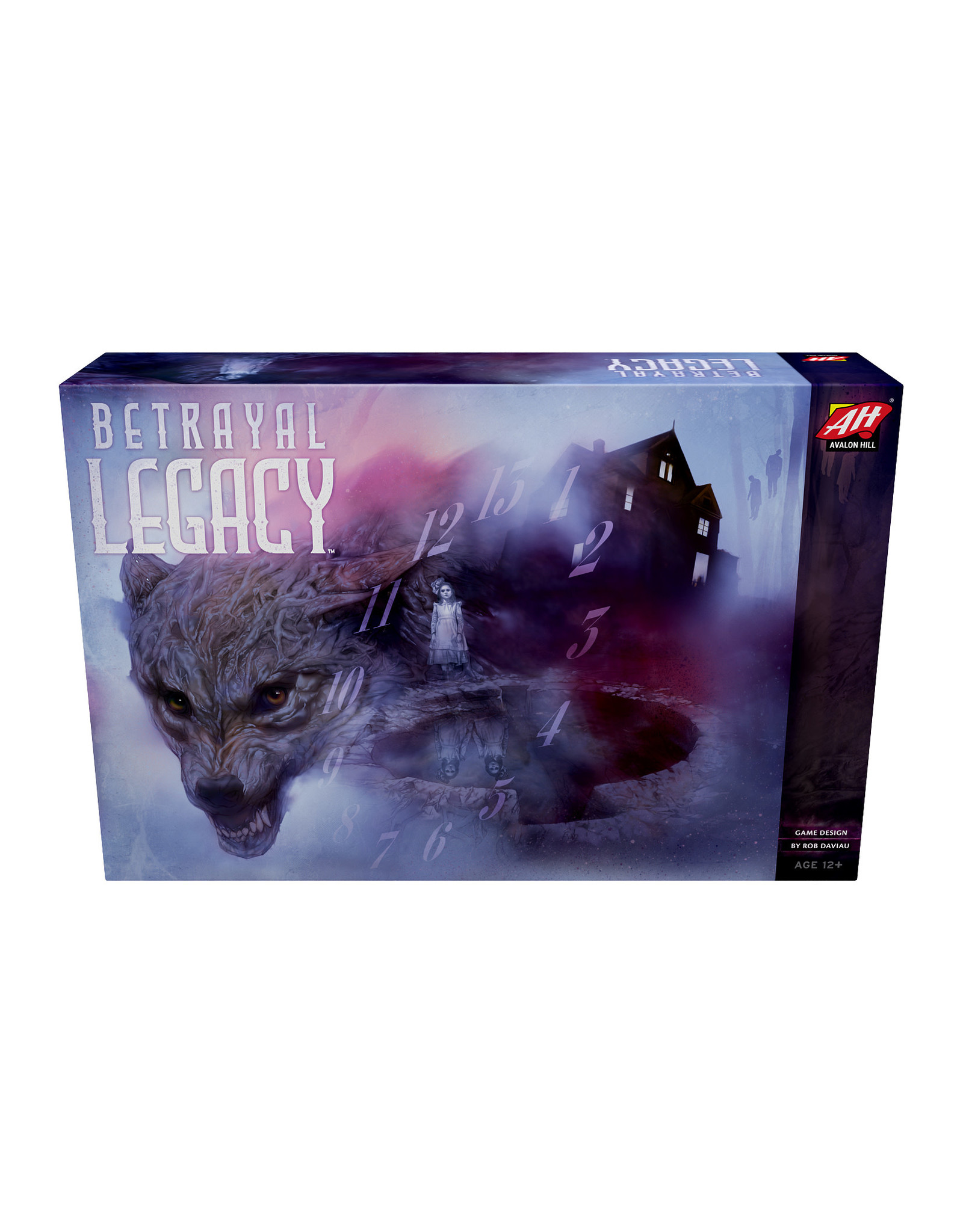 Wizards of the Coast Betrayal Legacy: Board Game