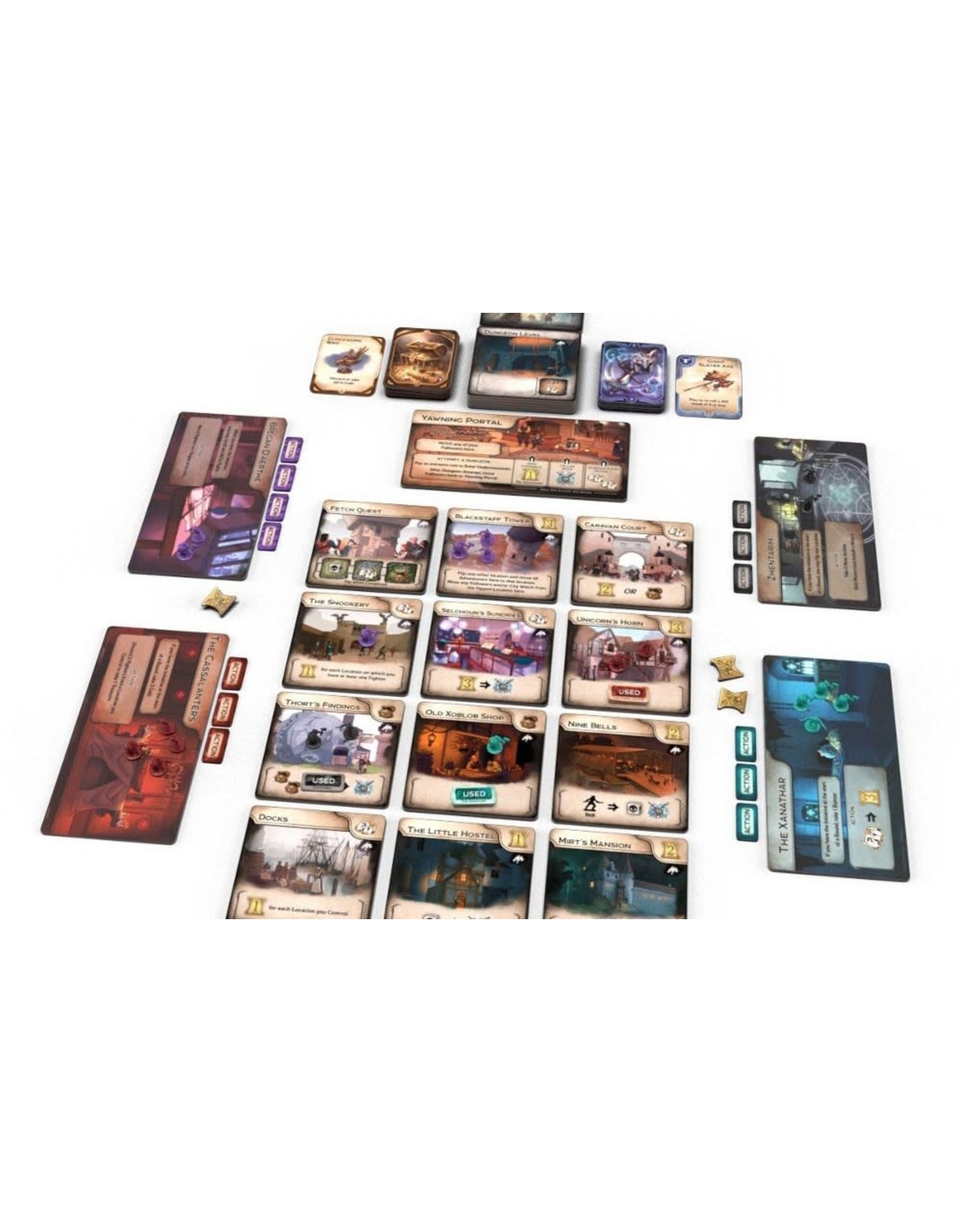 GaleForce9 D&D Vault of Dragons Board Game