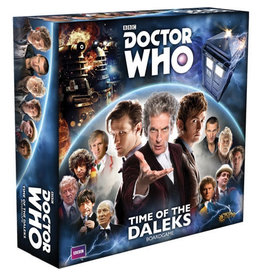 GaleForce9 Doctor Who: Time of the Daleks Board Game