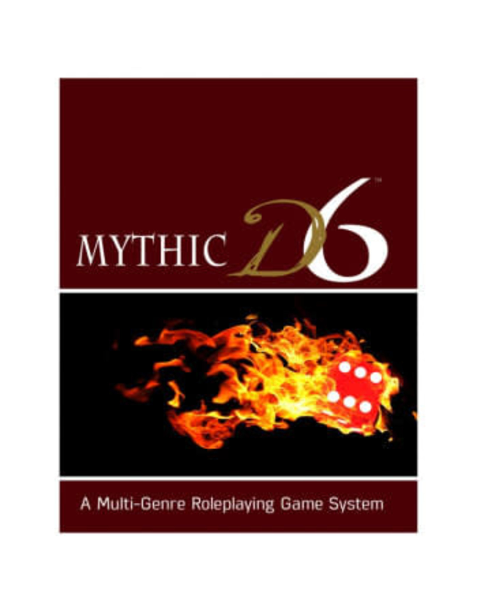 Mythic D6 Core Rulebook