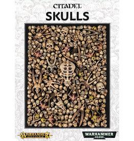 GW: Games Workshop Citadel: Skulls