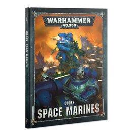 GW: Games Workshop CODEX: SPACE MARINES (ENGLISH)