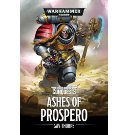 GW: Black Library BL: Space marine Conquests: Ashes of Prospero