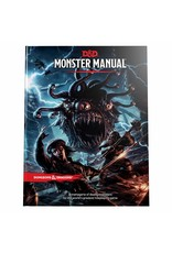 Dungeons & Dragons D&D 5th: Monster Manual